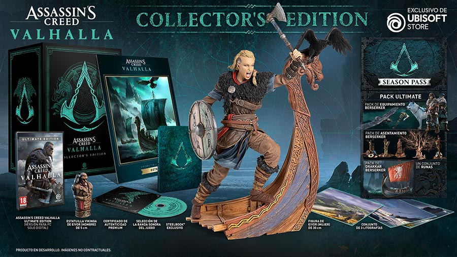 Collector's Edition de AC Valhalla