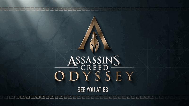 Teaser de Assassin's Creed Odyssey