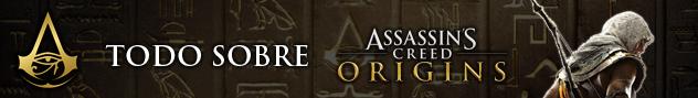 Todo sobre Assassin's Creed Origins