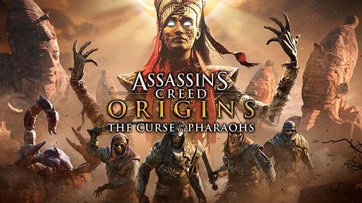 Segunda expansión, La maldición de los faraones