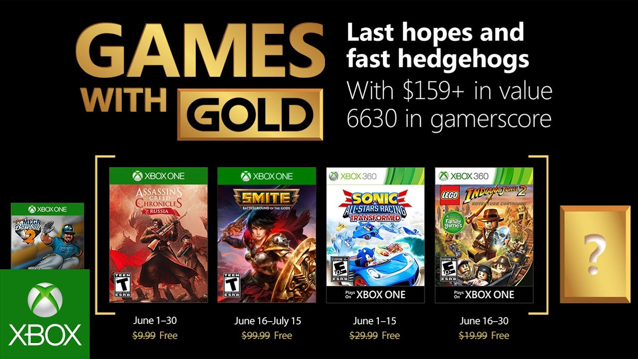 Games with Gold en junio con AC Chronicles: Russia