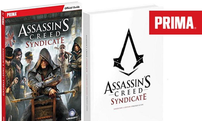 Assassin's Creed Prima Games Official Strategy Guide (Paperback, 2007)