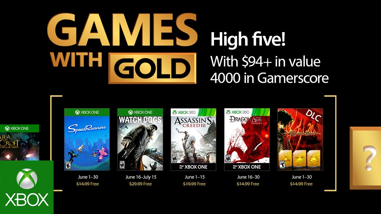AC3 llega a Games With Gold