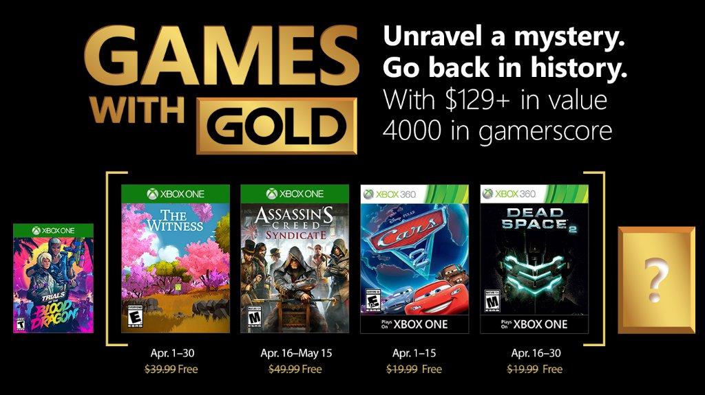 AC Syndicate en los Games With Gold de abril '18