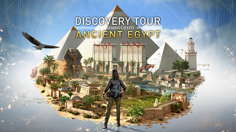 Discovery Tour: Ancient Egypt