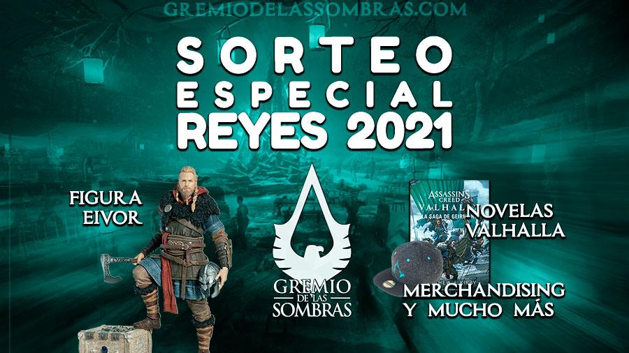 Sorteo especial de Reyes 2021 del Gremio de las Sombras